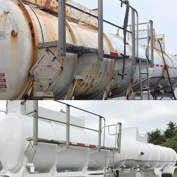 Liquid Bulk Carrier Exterior Coating